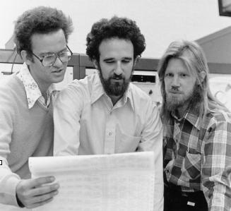 Ralph Merkle, Martin Hellman, Whitfield Diffie, Public Key Cryptography (PKC) Inventors